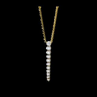 Brogle Selection Halskette mit Anhänger Casual 4E550G8-1