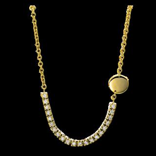 Brogle Selection Halskette mit Anhänger Casual 4E551G8-1