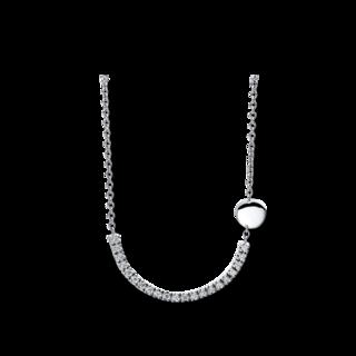 Brogle Selection Halskette mit Anhänger Casual 4E551W8-1