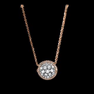 Brogle Selection Halskette mit Anhänger Casual 4E888R8-1