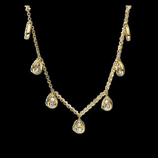 Brogle Selection Halskette mit Anhänger Casual 4E893G8-1