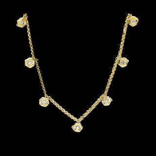 Brogle Selection Halskette mit Anhänger Casual 4E898G8-1