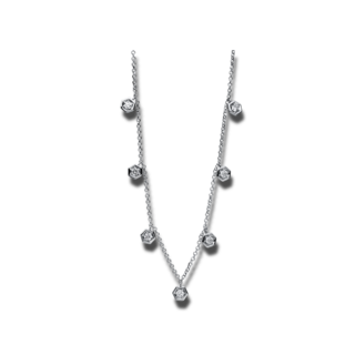 Brogle Selection Halskette mit Anhänger Casual 4E898W8-3