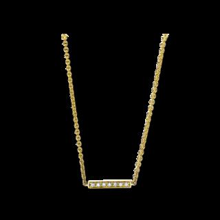 Brogle Selection Halskette mit Anhänger Casual 4F033G8-1