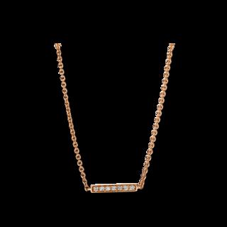Brogle Selection Halskette mit Anhänger Casual 4F033R8-1