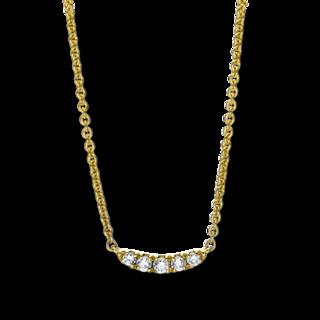 Brogle Selection Halskette mit Anhänger Casual 4F035G8-1