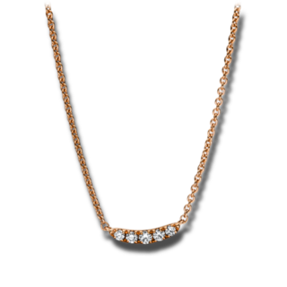 Brogle Selection Halskette mit Anhänger Casual 4F035R8-1