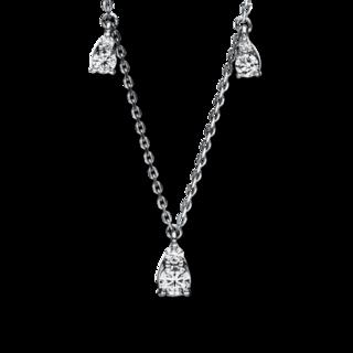 Brogle Selection Halskette mit Anhänger Casual 4F090W8-1