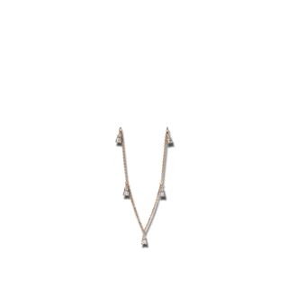 Brogle Selection Halskette mit Anhänger Casual 4F091R8-1