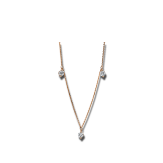 Brogle Selection Halskette mit Anhänger Casual 4F094R8-1