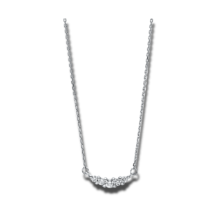 Brogle Selection Halskette mit Anhänger Casual 4F096W8-1