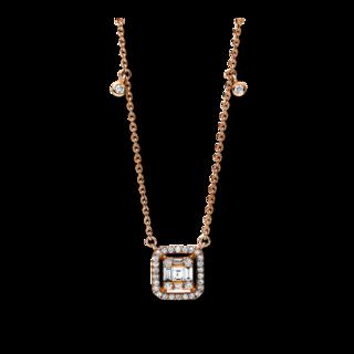 Brogle Selection Halskette mit Anhänger Casual 4F099R8-1