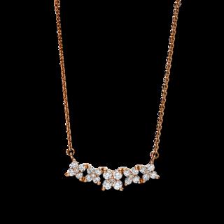 Brogle Selection Halskette mit Anhänger Casual 4F101R8-1
