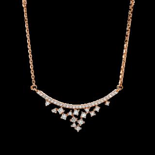 Brogle Selection Halskette mit Anhänger Casual 4F103R8-1
