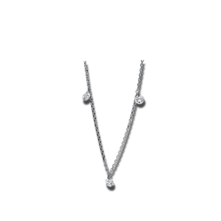 Brogle Selection Halskette mit Anhänger Casual 4F109W8-1