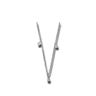 Brogle Selection Halskette mit Anhänger Casual 4F111W8-1