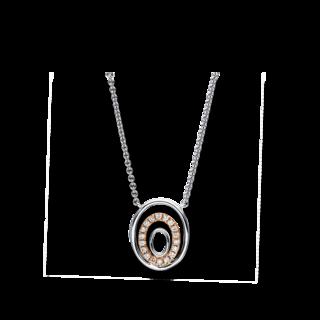 Brogle Selection Halskette mit Anhänger Casual 4F149WR8-1