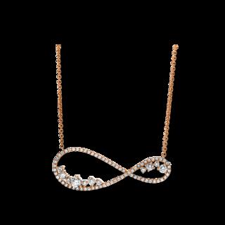 Brogle Selection Halskette mit Anhänger Casual 4F158R8-1