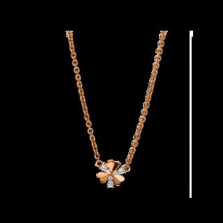 Brogle Selection Halskette mit Anhänger Casual 4F159R8-1
