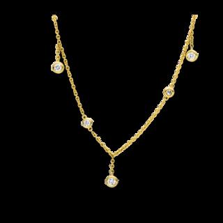 Brogle Selection Halskette mit Anhänger Casual 4F163G8-1