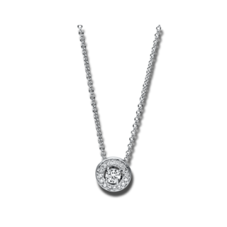 Brogle Selection Halskette mit Anhänger Casual 4F181W8-2