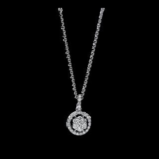 Brogle Selection Halskette mit Anhänger Casual 4F256W8-1