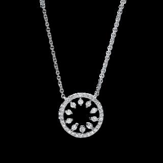 Brogle Selection Halskette mit Anhänger Casual 4F351W8-4