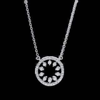 Brogle Selection Halskette mit Anhänger Casual 4F351W8-5