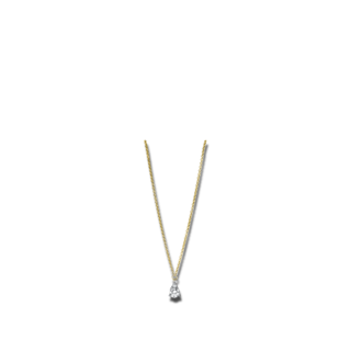 Brogle Selection Halskette mit Anhänger Casual 4F381G8-1