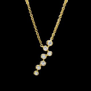 Brogle Selection Halskette mit Anhänger Casual 4F386G8-1