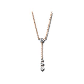Brogle Selection Halskette mit Anhänger Casual 4F409R8-1