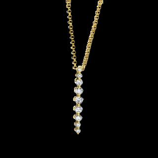 Brogle Selection Halskette mit Anhänger Casual 4F443G8-1