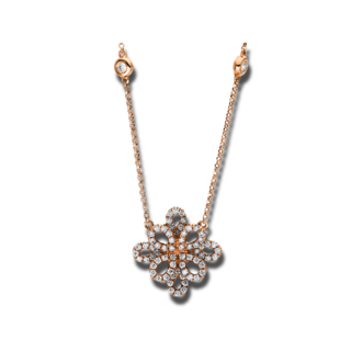 Brogle Selection Halskette mit Anhänger Casual 4F457R8-1