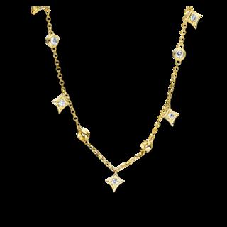 Brogle Selection Halskette mit Anhänger Casual 4F474G8-2