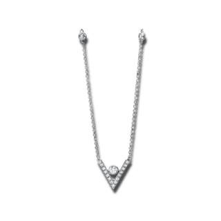 Brogle Selection Halskette mit Anhänger Casual 4F475W8-2
