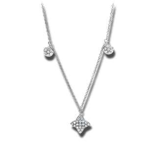 Brogle Selection Halskette mit Anhänger Casual 4F494W8-1