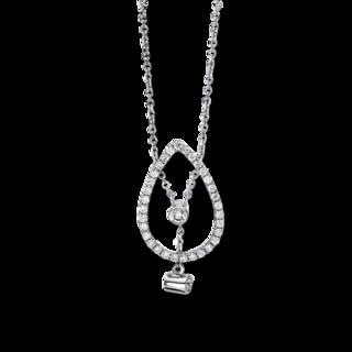 Brogle Selection Halskette mit Anhänger Casual 4F495W8-1