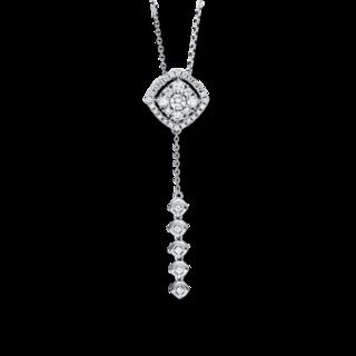 Brogle Selection Halskette mit Anhänger Casual 4F496W8-1