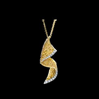 Brogle Selection Halskette mit Anhänger Casual 4F521G4-1