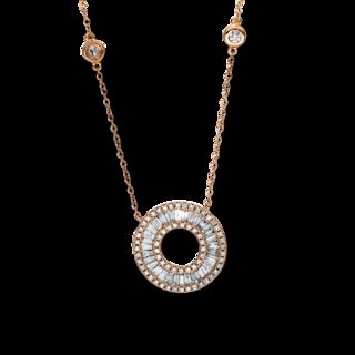 Brogle Selection Halskette mit Anhänger Casual 4F547R8-1