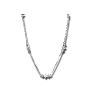 Brogle Selection Halskette mit Anhänger Casual 4F557W8-2