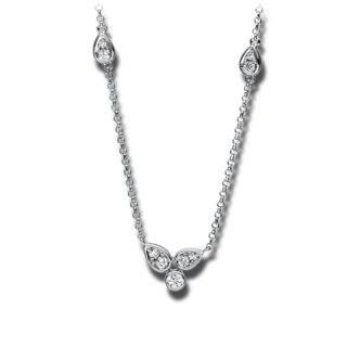 Brogle Selection Halskette mit Anhänger Casual 4F558W8-1