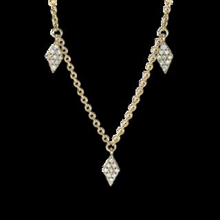 Brogle Selection Halskette mit Anhänger Casual 4F639G8-1