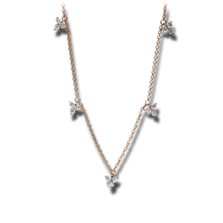 Brogle Selection Halskette mit Anhänger Casual 4F640R8-1