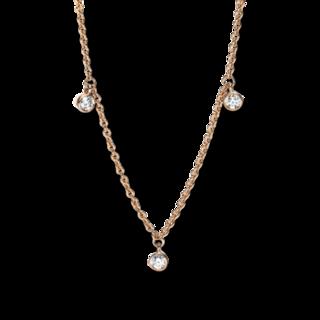 Brogle Selection Halskette mit Anhänger Casual 4F645R8-1