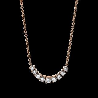 Brogle Selection Halskette mit Anhänger Casual 4F647R8-1