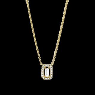 Brogle Selection Halskette mit Anhänger Casual 4F659G8-1