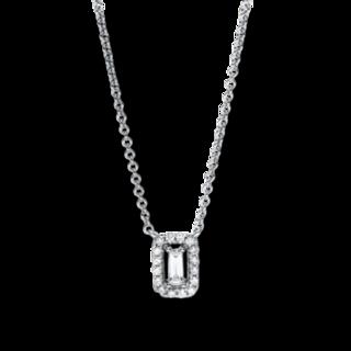 Brogle Selection Halskette mit Anhänger Casual 4F659W8-1