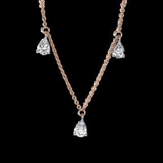 Brogle Selection Halskette mit Anhänger Casual 4F668R8-1