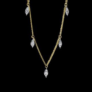 Brogle Selection Halskette mit Anhänger Casual 4F669G8-1